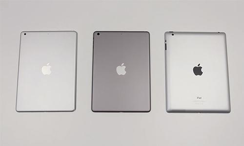 iPad 5 Gray Le keynote de liPad pour le 22 Octobre
