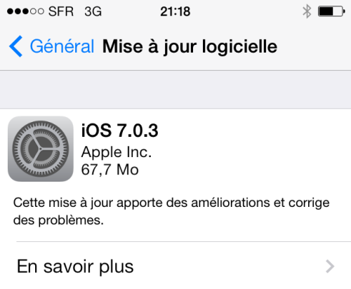 ios703 500x412 LiOS 7.0.3 est disponible
