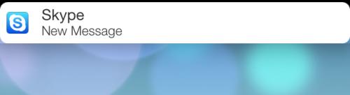 photo4 500x136 Cydia : No Skype Preview, retirez la prévisualisation des messages dans les alertes Skype
