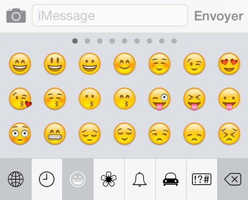 tuto emoticones 01 Comment activer et enregistrer les émoticônes sur iOS ? [TUTO]