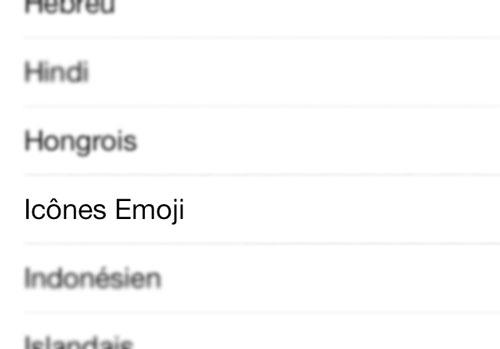 Comment Activer Et Enregistrer Les Emoticones Sur Ios Tuto Appsystem