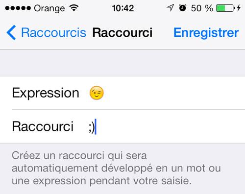 tuto emoticones 04 Comment activer et enregistrer les émoticônes sur iOS ? [TUTO]