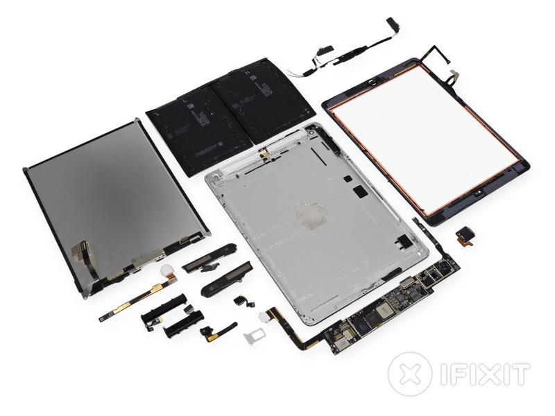 NVu1E3dGJ3RJOvEI.large  Le coût dun iPad Air estimé entre 274 et 361$