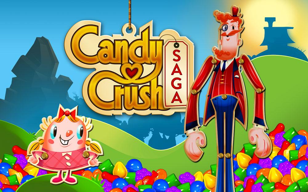 candy crush saga 1 Candy Crush Saga atteint 500 millions de téléchargements sur iOS, Facebook et Android