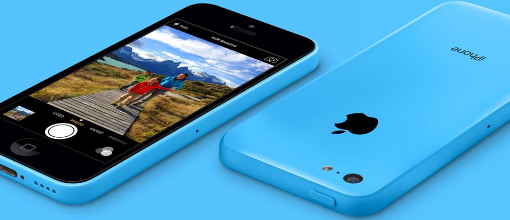 iphone 5C1 L'iPhone 5C se vend de mieux en mieux, partout dans le monde