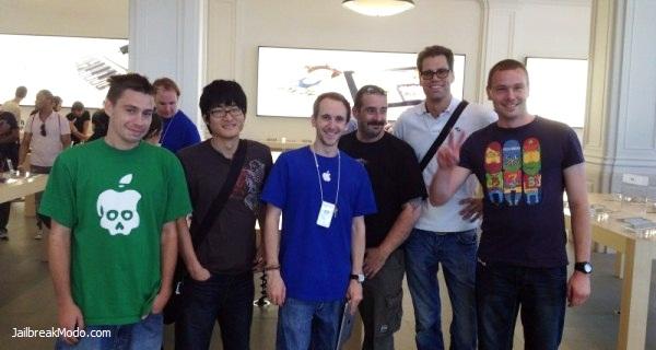 iphone dev team ios 7 1 iOS 7.0.4 : rien à craindre pour le futur jailbreak iOS 7