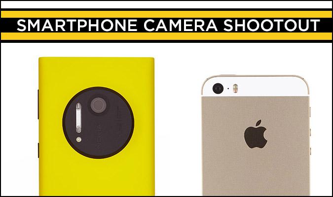 smartphone camera shootout Photographie : LiPhone 5S plus performant que le Nokia Lumia 1020