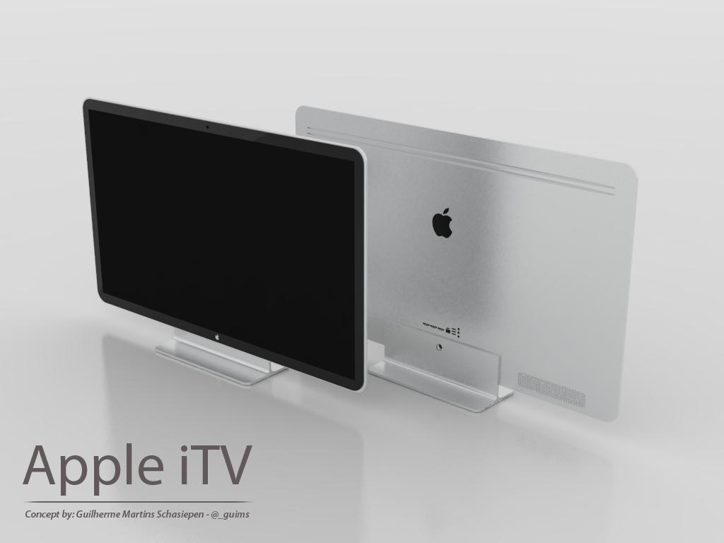 Apple iTV 6 Lannée 2014 selon Pascal Cagni, ex PDG dApple Europe