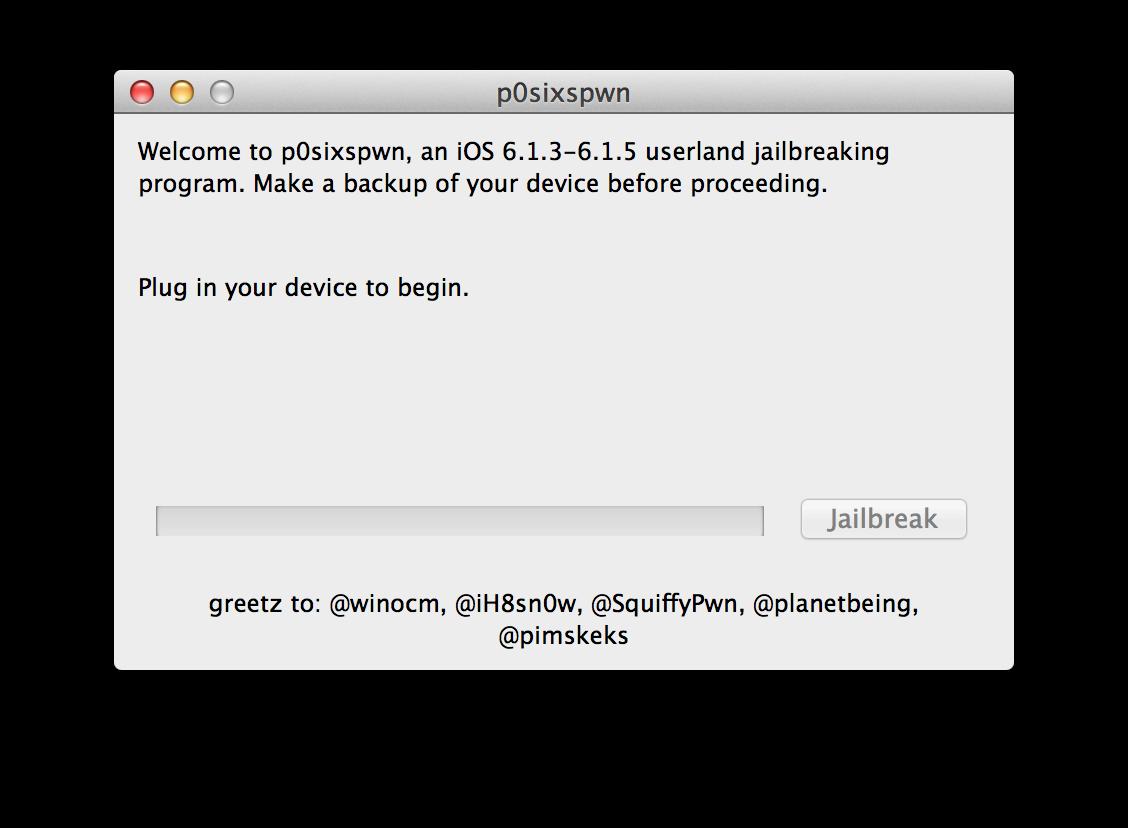 Capture d'écran 2013 12 30 à 12.52.00 Le jailbreak iOS 6.1.3/6.1.4/6.1.5 est disponible
