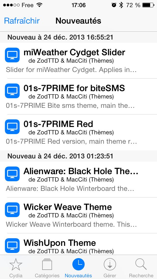 IMG 2113 Cydia se met à jour pour iOS 7