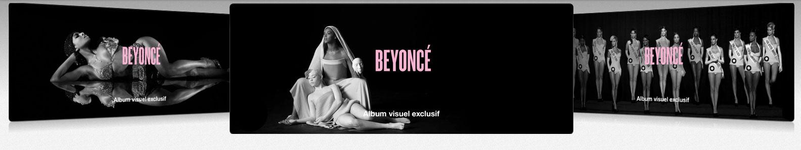 beyonce itunes apple Beyoncé dévoile son album en exclusivité sur iTunes