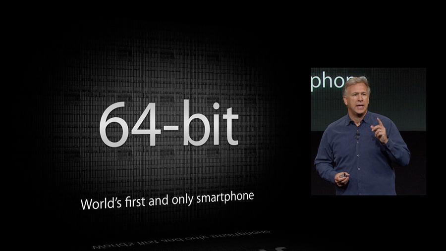 iphone 5s 64 bit slide Le processeur 64 bits dApple a affolé la concurrence
