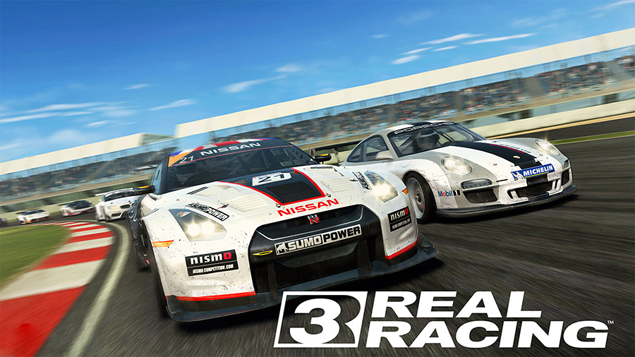 nfs mania real racing 3 Real Racing 3 se met de nouveau à jour