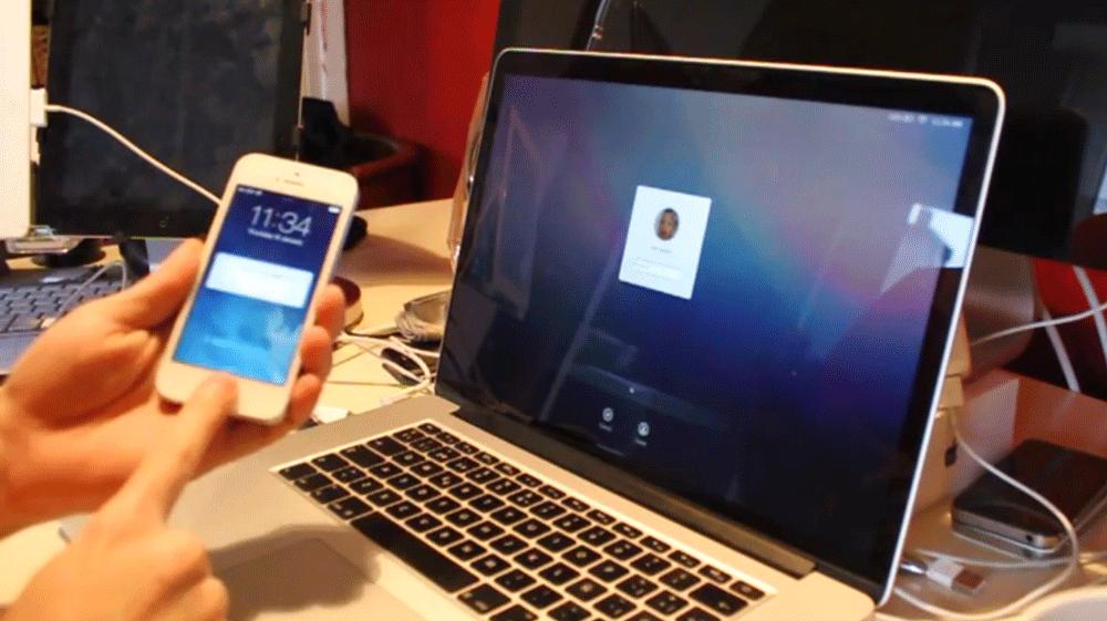 BioUnlock Cydia : BioUnlock, déverrouillez bientôt votre Mac/PC via le Touch ID