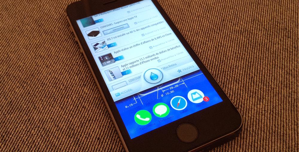 MultitaskingGestures Cydia : MultitaskingGestures, des gestes façon Zephyr pour vos appareils iOS 7