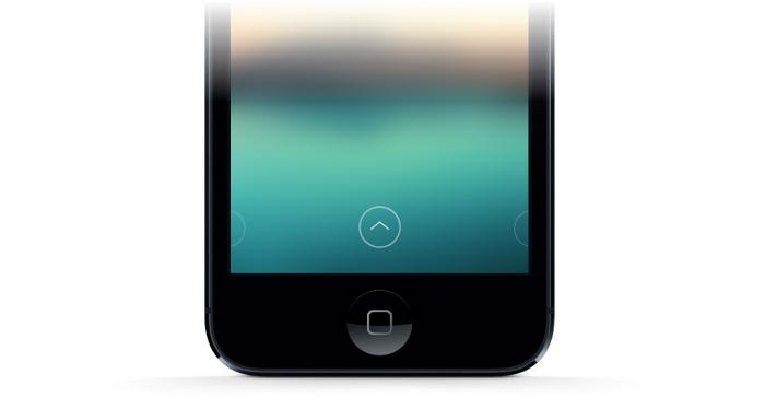 Promo2 Convergeance, un écran de verrouillage totalement revu pour liOS 7