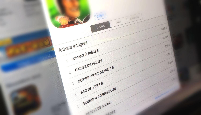 achats integres in app La commission européenne tacle Apple sur les achats intégrés
