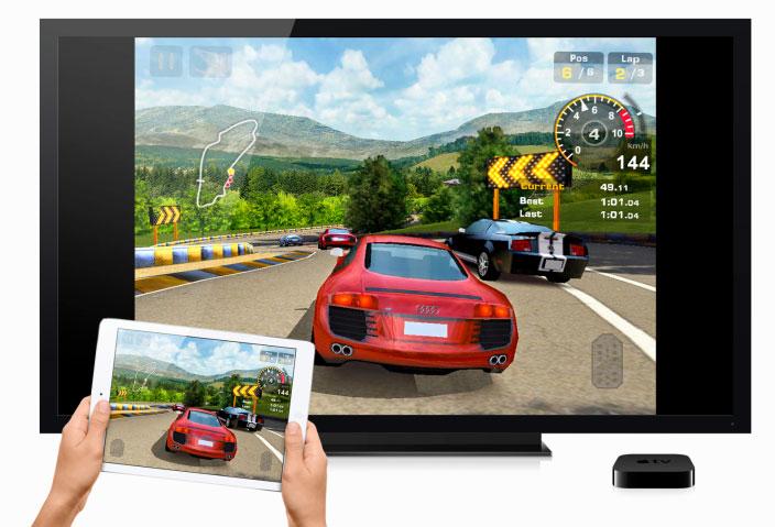 apple tv app store game Une nouvelle Apple TV intégrant un magasin de jeux pourrait voir le jour