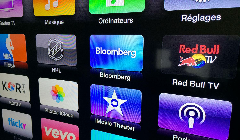 la cha ne red bull s 39 ajoute l 39 apple tv appsystem. Black Bedroom Furniture Sets. Home Design Ideas