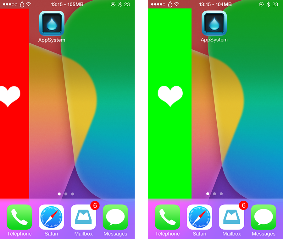 fav Cydia : Fav, lancez votre application favorite en un seul geste