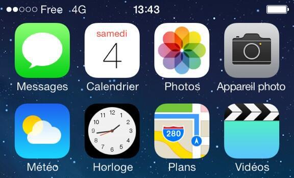 comment avoir 4g sur iphone 5