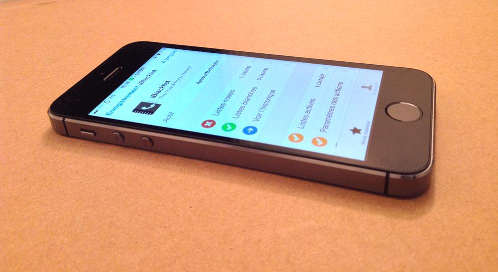 iBlacklist Cydia : iBlacklist se met à jour pour iOS 7