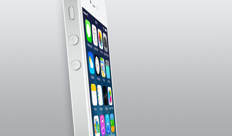 iphone 5S data La consommation de données a été multipliée par 7 depuis liPhone 3G