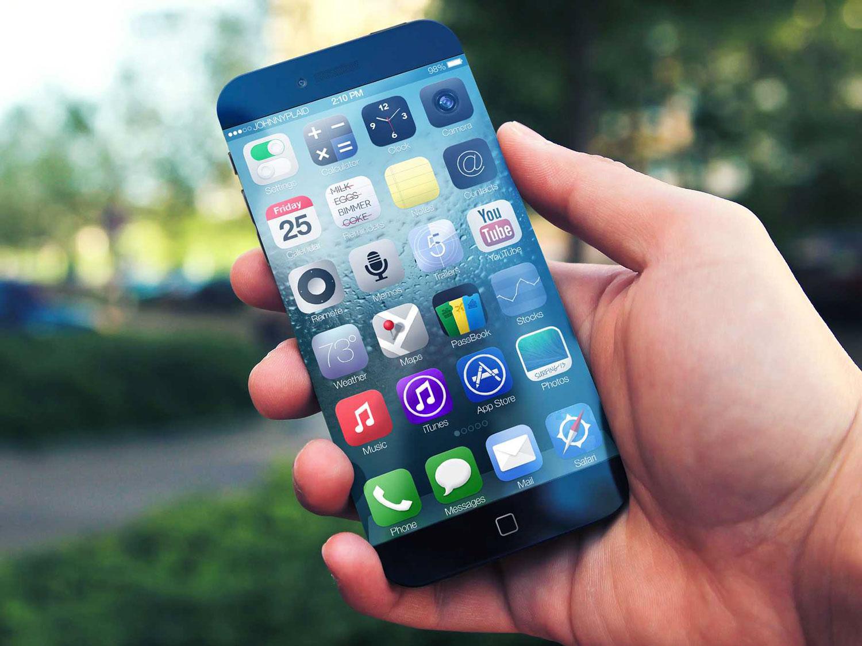 iphone 6 concept Apple expédie du saphir pour la production de liPhone 6