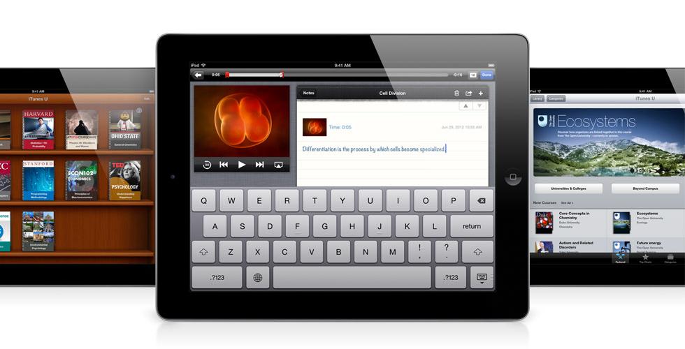 itunes u Apple étend son contenu éducatif à plus de 50 pays