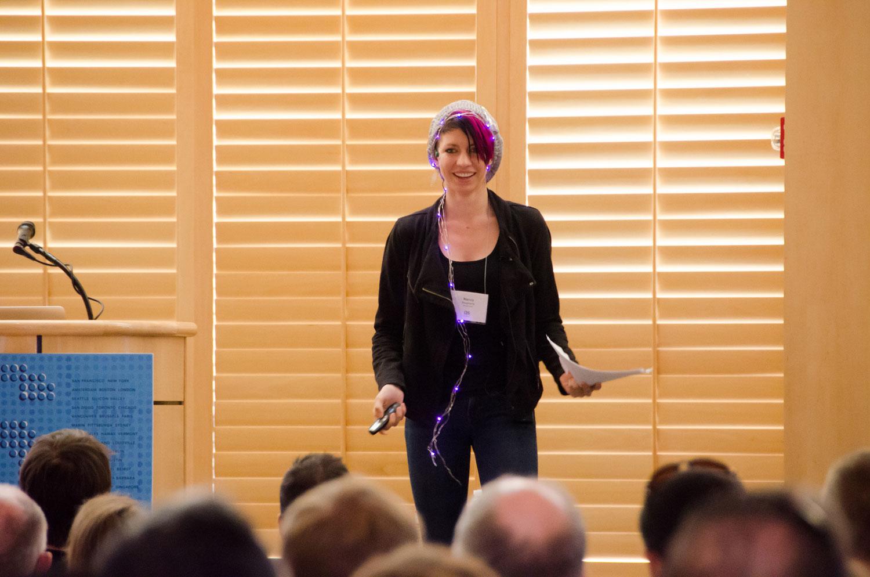 nancy dougherty qs2012 Apple est particulièrement intéressé par les biocapteurs médicaux