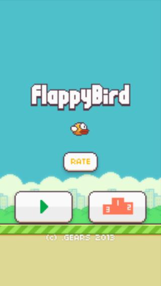 Flappy Bird 0 320x568 Flappy Bird quitte lAppStore, une success story trop pesante ?