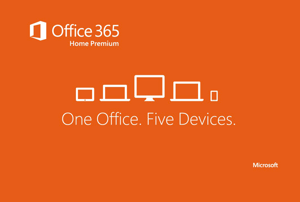 Office 365 Home Premium One office five devices Office pour iPad pour le premier semestre 2014 ?