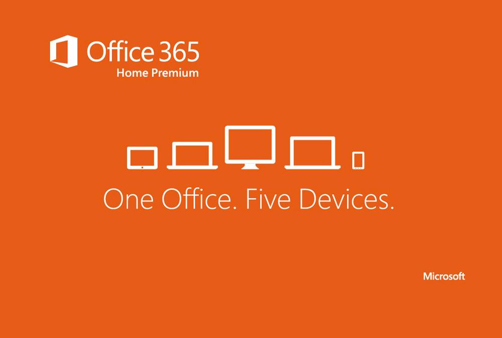 Office 365 Home Premium One office five devices Office sur iPad se dévoilerait le 27 Mars !