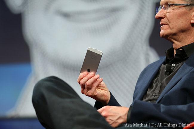 Tim Cook Apple va créer de nouvelles catégories de produits