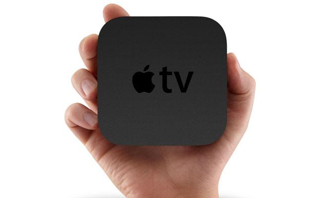 appletv apple tv Vidéo : le nouveau design de lApple TV en action