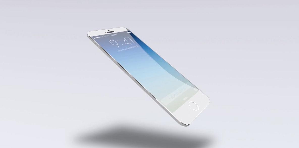 concept iphone 6 02 LiPhone 6 arriverait en Septembre !