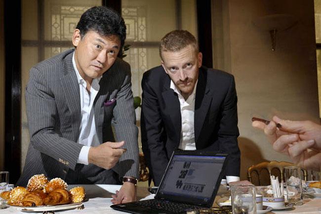 iroshi mikitani pdg de rakuten Rakuten rachète Viber pour 900 millions de dollars