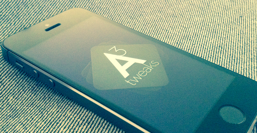 A3tweaks Cydia : Les plus grands tweaks désormais compatibles iOS 7.1.X