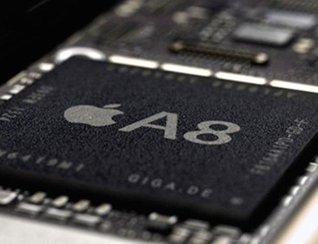 A8 Samsung et Apple main dans la main pour le processeur A8