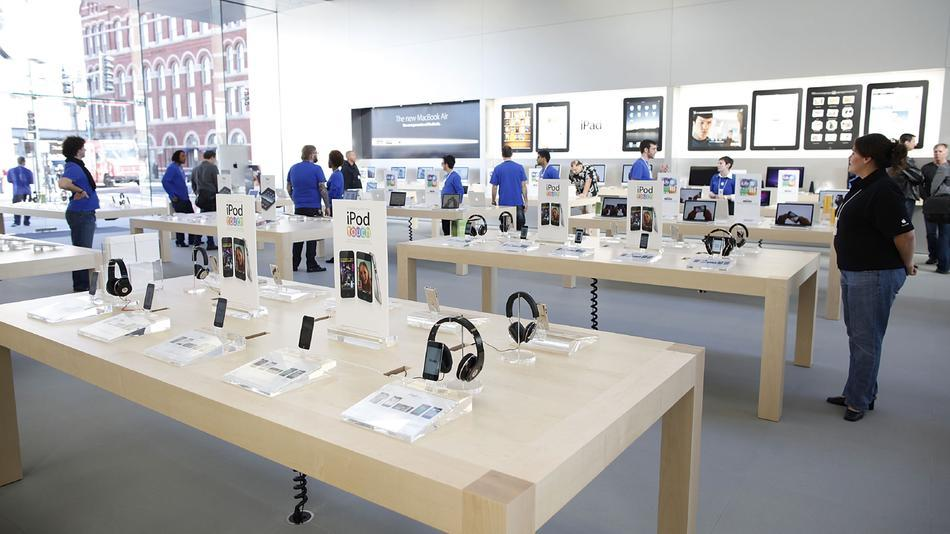 AppleRetailStore Apple prévoit de grands évènements cette semaine