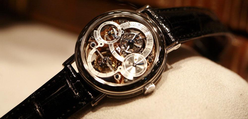 Breguet Apple en quête du talent des horlogers suisses