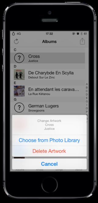 CoverArtExplorer 320x659 Cydia : CoverArtExplorer, éditez vos pochettes dalbums depuis votre appareil
