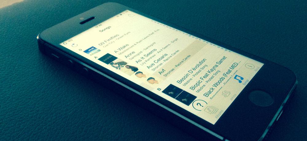 CoverArtExplorer Cydia : CoverArtExplorer, éditez vos pochettes dalbums depuis votre appareil