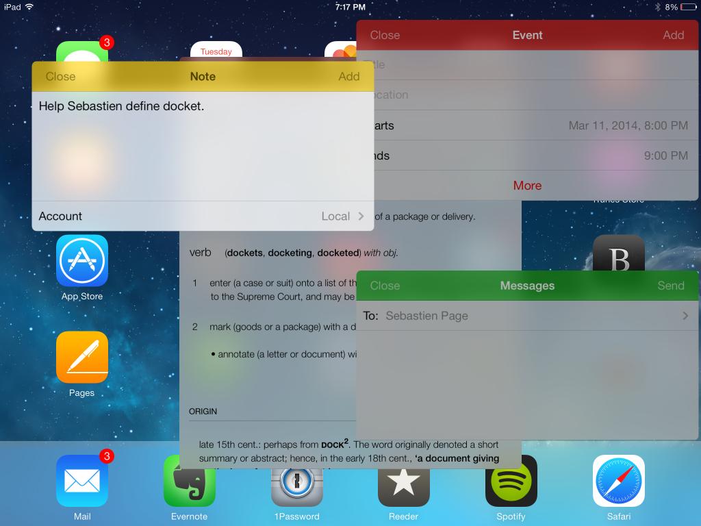 ProWidgets iPad 1024x768 Cydia : ProWidgets, un nouveau tweak impressionnant en approche