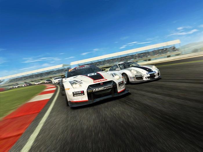 Real Racing 3 Real Racing 3 supporte désormais les contrôleurs externes