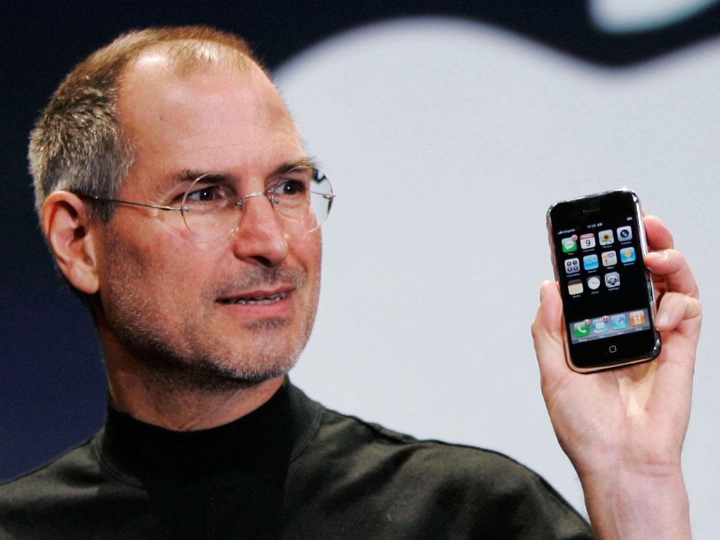Steve Jobs iPhone Un ingénieur Apple nous parle de la création du premier iPhone