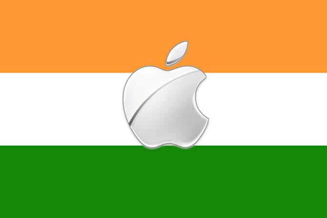apple inde1 Apple pourrait ne pas respecter la norme de 30% de production locale en Inde