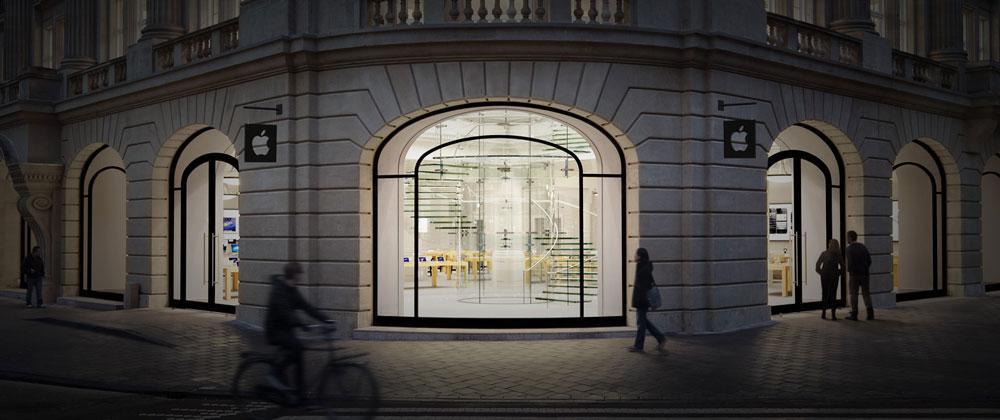 apple store amsterdam Apple dépasse la barre des 500 millions diPhone vendus
