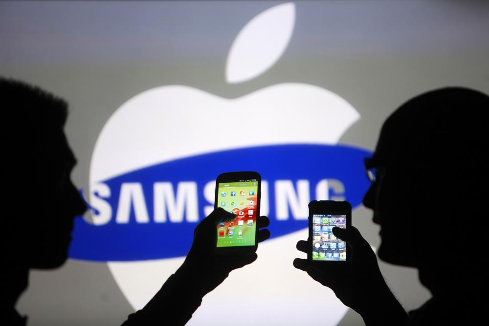 apple vs samsung Samsung devra payer 2 millions de dollars à Apple et Nokia