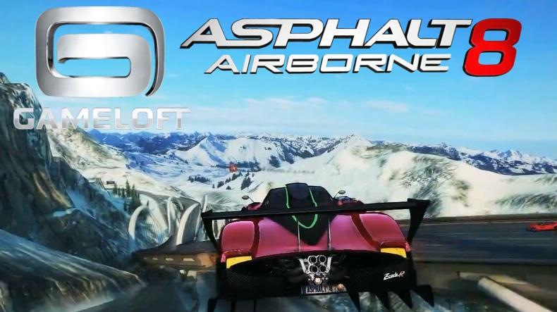 asphalt 8 Asphalt 8 déboulera bientôt avec une nouvelle mise à jour